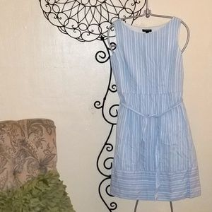 Lands End Fit and Flare Dress